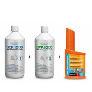 WARM UP CHEMICALS WARM UP DPF Chemicals Kit