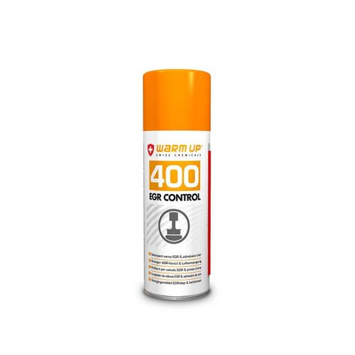 WARM UP CHEMICALS WARM UP Egr Control 400 ml