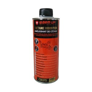 WARM UP CHEMICALS WARM UP Cetane Booster 375 ml