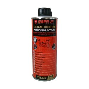 WARM UP CHEMICALS WARM UP Octane Booster 375 ml