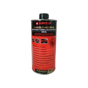 WARM UP CHEMICALS WARM UP Turbo Cleaner Diesel 1000ml