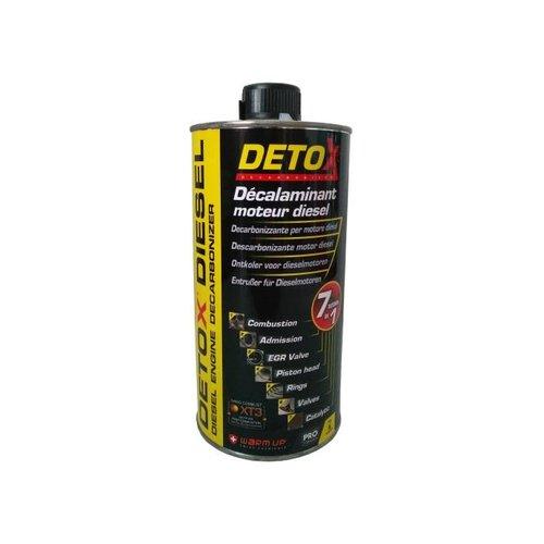 WARM UP CHEMICALS DETOX Diesel Decarbonizer 1 l