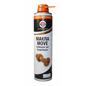 Makra MAKRA Solution 4  MAKRA-MOVE 400 ml