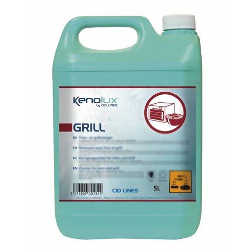 Kenolux Kenolux Grill 5l