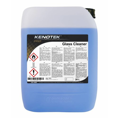 Kenotek GLASS CLEANER 20 L