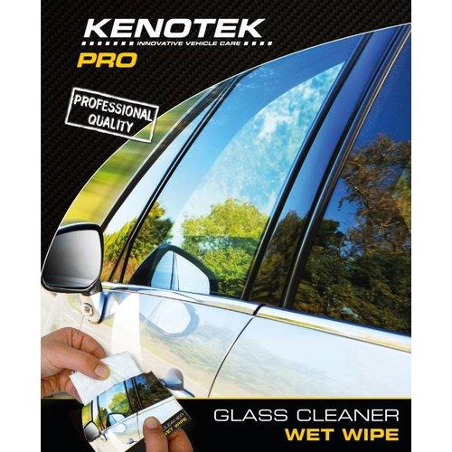Kenotek WET-WIPES GLASS CLEANER
