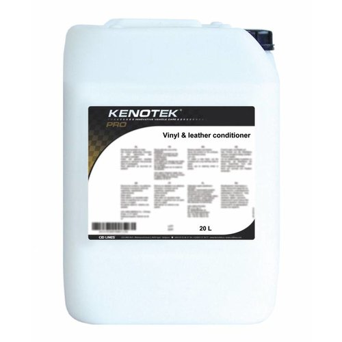 Kenotek VINYL & LEATHER CONDITIONER 20 L