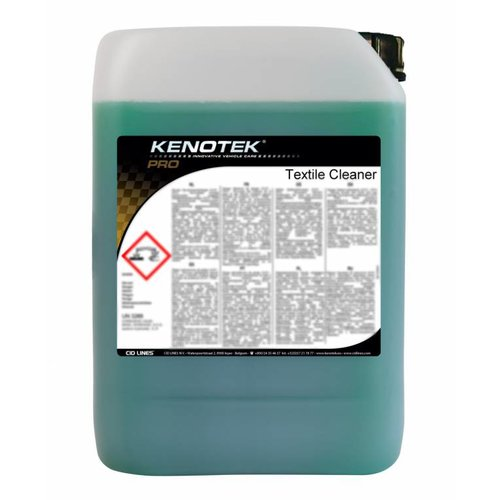 Kenotek TEXTILE CLEANER 10 L