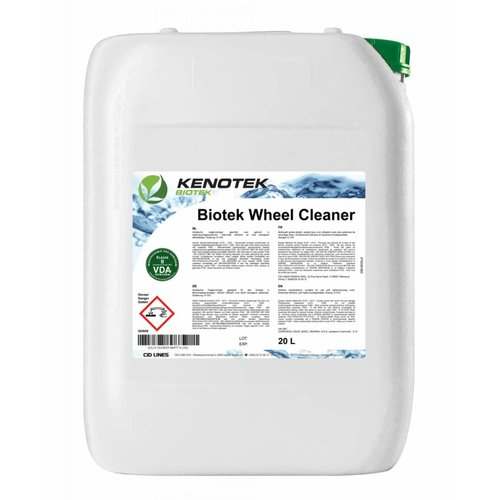 Kenotek BIOTEK WHEEL CLEANER 20 L
