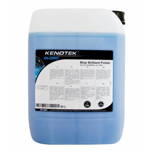 Kenotek BLUE BRILLIANT POLISH 20 L