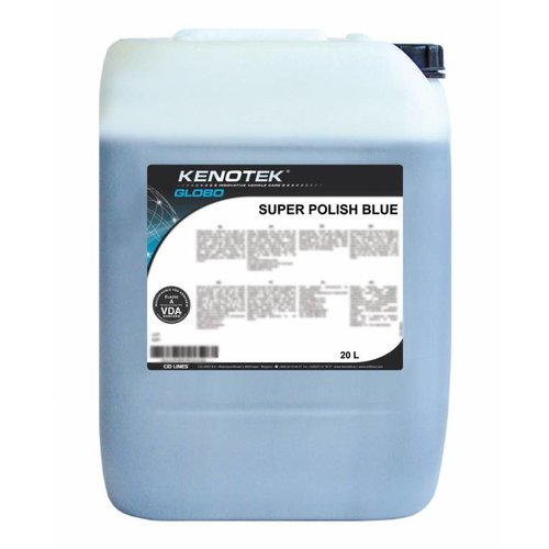 Kenotek SUPER POLISH BLUE 20 L