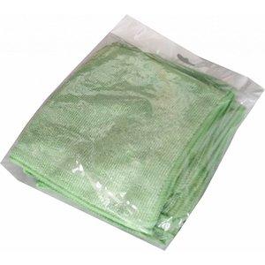 Tricot Luxe 32 x 30 cm grün 5er- Packung