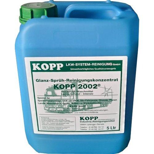 Kopp KOPP Reinigungskonzentrat 5 kg