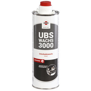 Makra MAKRA  UBS- Wachs 3000 schwarz  1 Ltr.