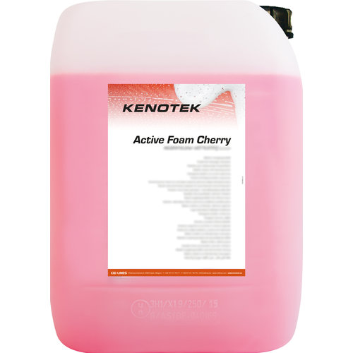 Kenotek ACTIVE FOAM CHERRY 20 L