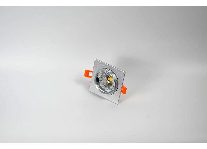 Vierkante Aluminium LED Downlight - Crius