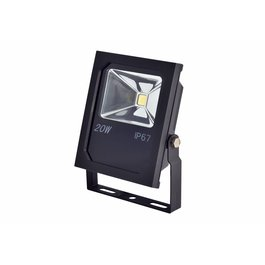 Crius LED Bouwlamp 20 Watt - 4000K (helder wit) - IP67 - Crius