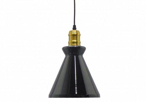 Crius zwarte hanglamp