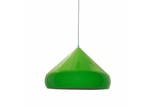 groene hanglamp