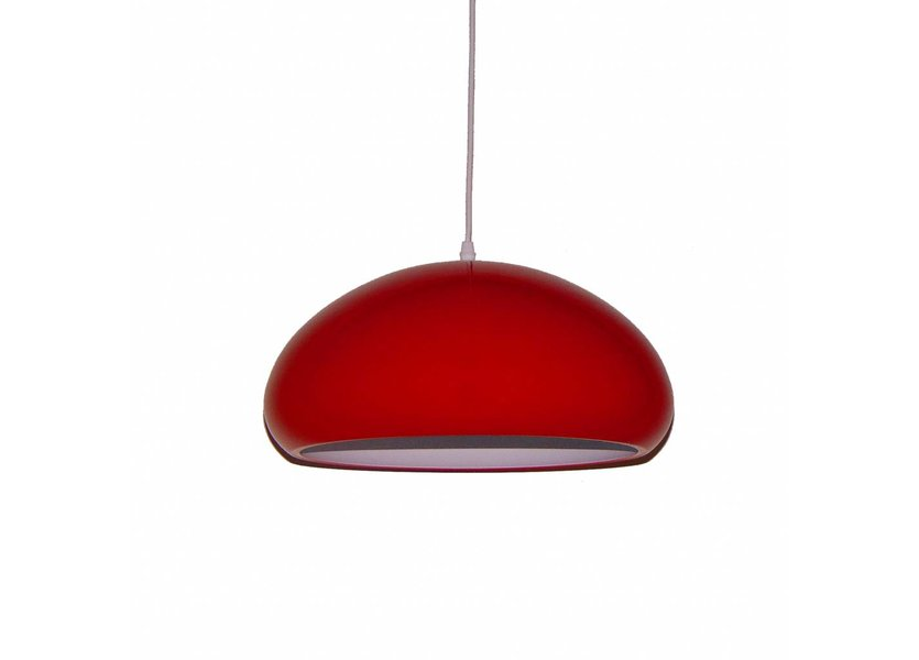 Moderne Rode Hanglamp - Valott Kurpitsa