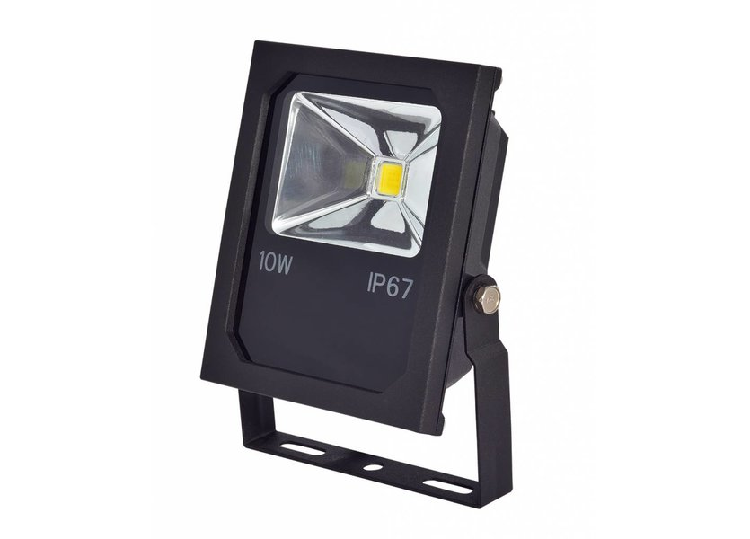 LED Bouwlamp 10 Watt - 3000K (warm wit) - IP67 - Crius