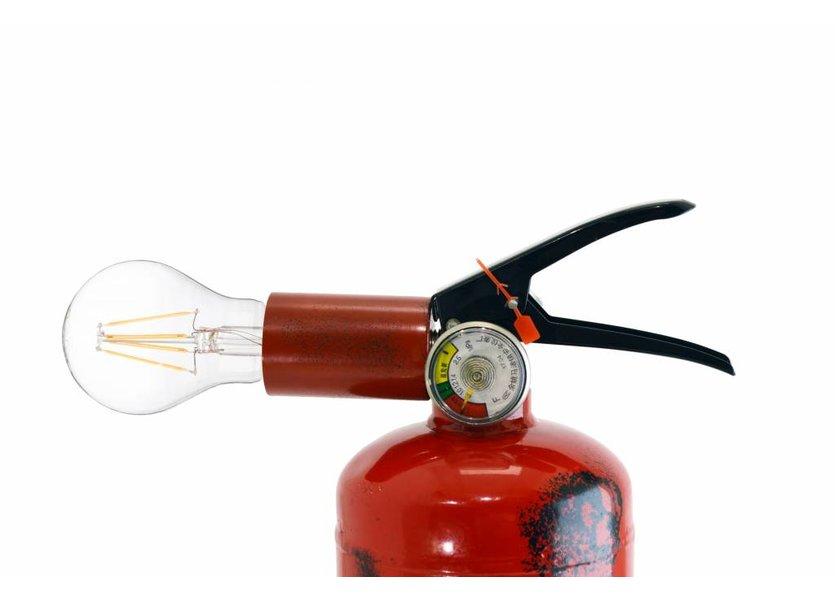 Industriële Tafellamp Brandblusser – Funnylights Charmander