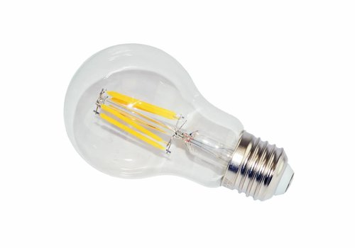 LED filament lamp A60 E27 6 Watt 2700K Dimbaar