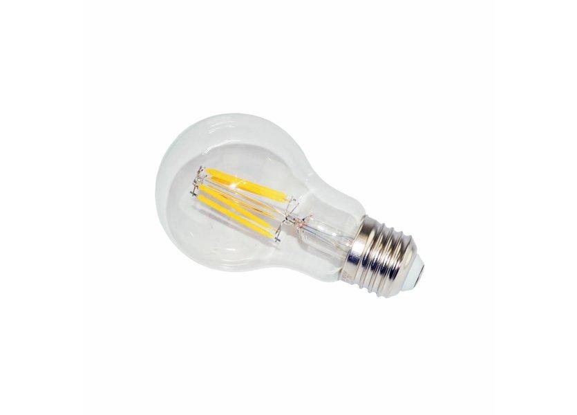 LED filament lamp A60 E27 6 Watt 2700K Dimbaar