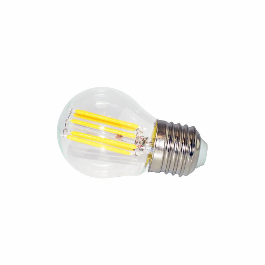 LED filament lamp G45 E27 6 Watt 2700K Dimbaar