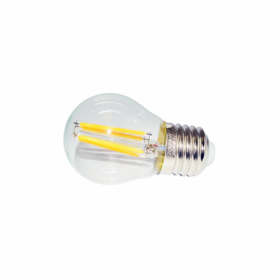 LED filament lamp G45 E27 4 Watt 2700K Dimbaar