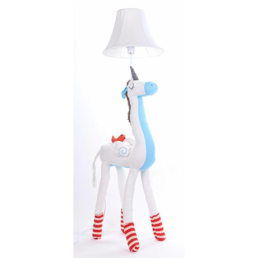 Staande lamp unicorn