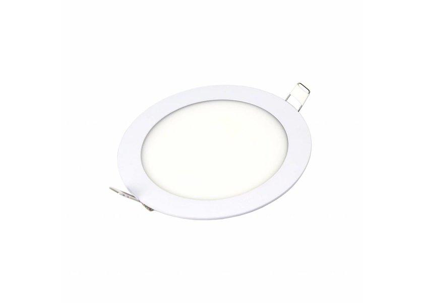 Rond LED paneel Ø170 x 15 mm - 12 Watt -  3000K - Crius