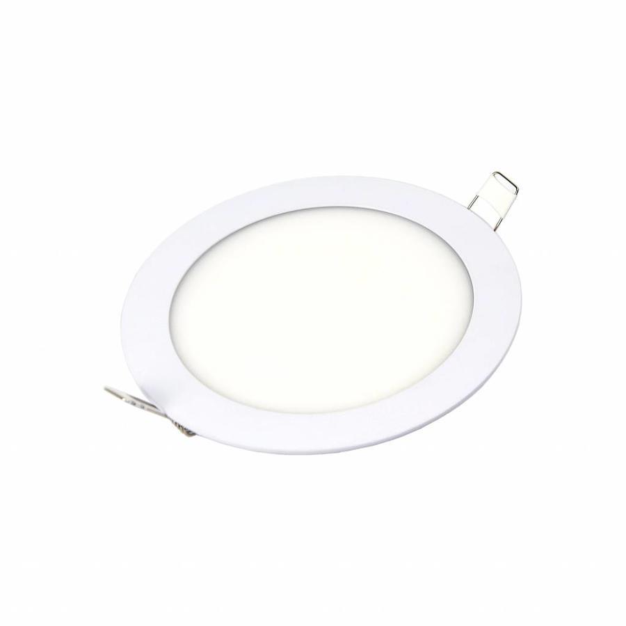 Rond LED paneel Ø170 x 15 mm - 12 Watt -  3000K