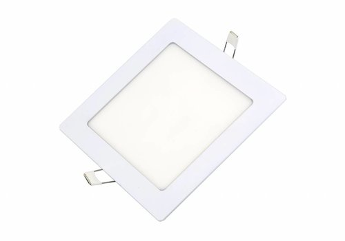 Vierkant LED paneel 170 x 170 x 15 mm - 12 Watt - 3000K