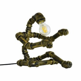 Funnylights Industriële Tafellamp Waterleiding Man – Funnylights Golbat