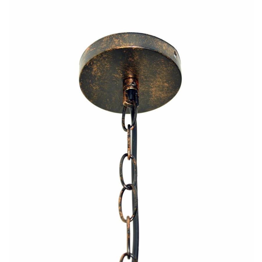 Verweerde hanglamp