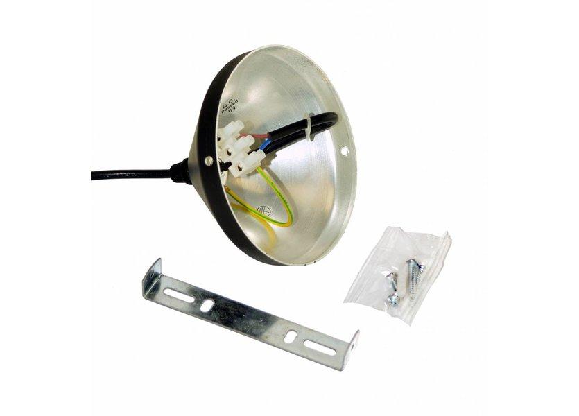 Industriële Hanglamp Cage Design Zwart – Valott Kae