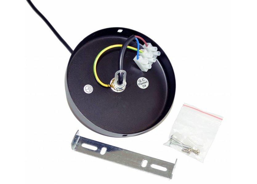 Industriële Transparante Hanglamp – Valott Tuhat