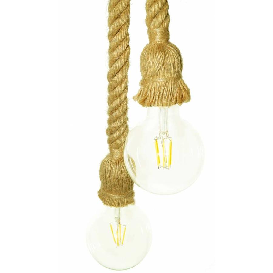 Touw hanglamp
