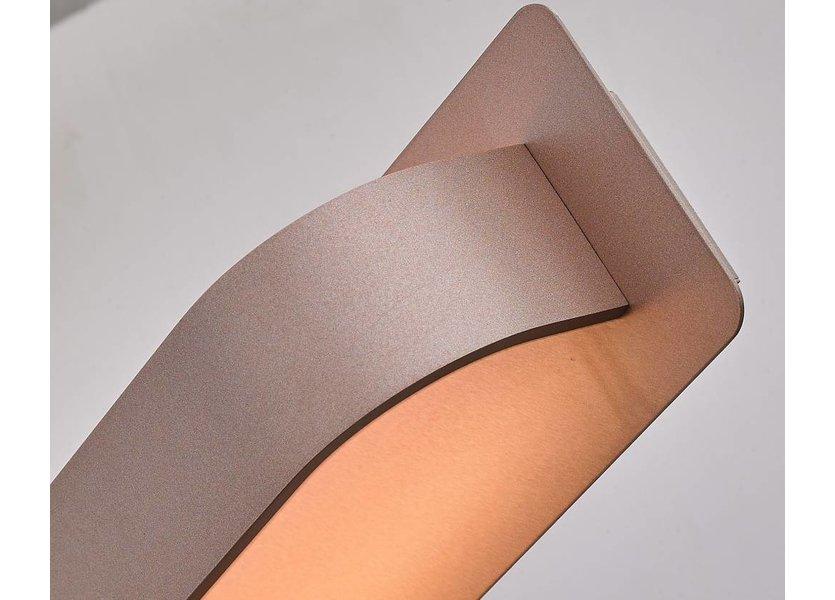 Wandlamp LED Modern Koper 58 cm - Scaldare Abano