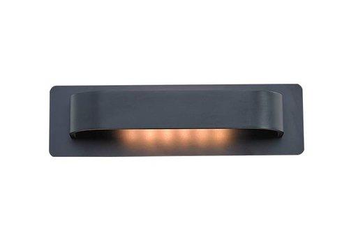 Wandlamp Zwart - Scaldare Abano
