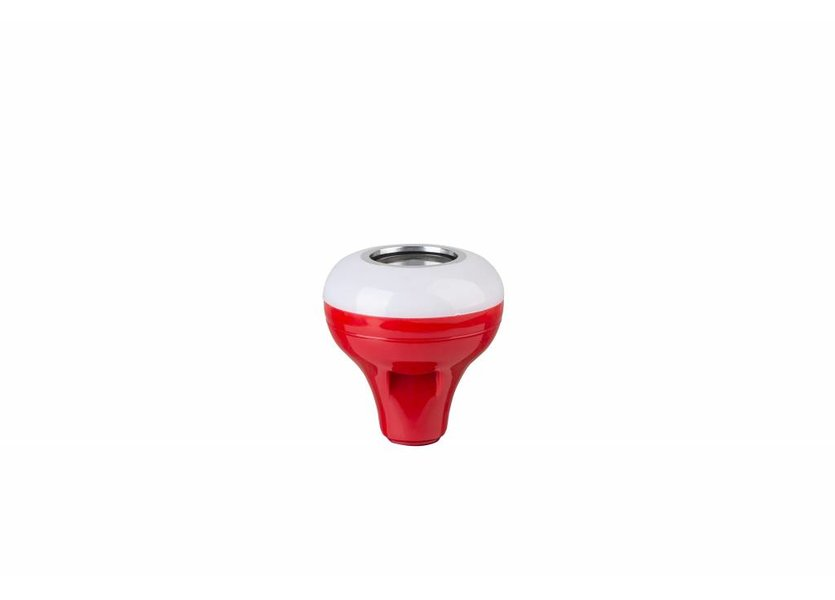 RGB LED Muzieklamp Bluetooth 12W Rood  E27 - Funnylights Uxie