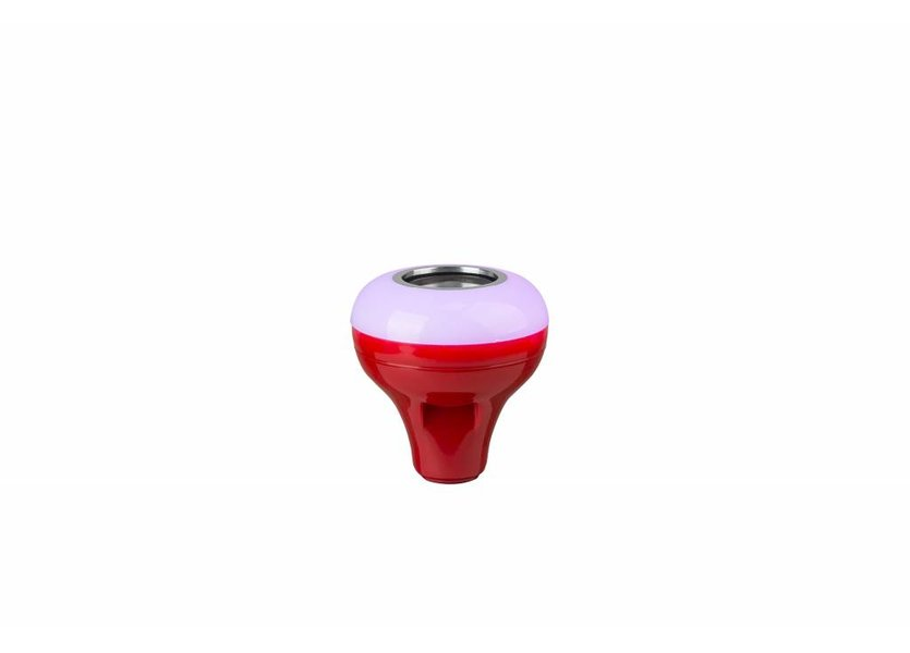 Muziek Lamp Rood RGB Led Bluetooth en USB- 12W