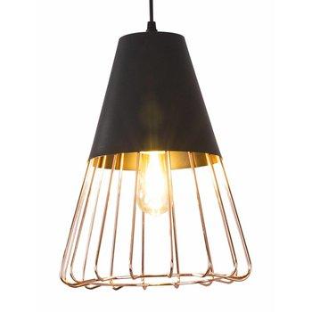 Scaldare Hanglamp Draadstaal Koper - Scaldare Acerno