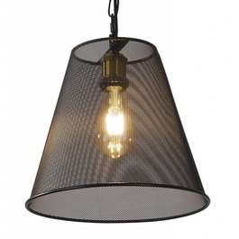 Scaldare Hanglamp Zwart - Scaldare Badia