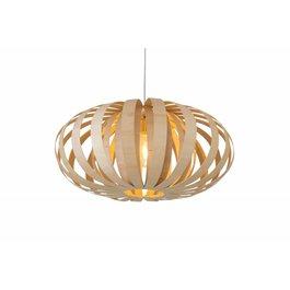 Madera Hanglamp Hout Houtkleur - Madera Roble