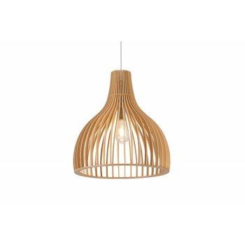 Madera Hanglamp Hout Houtkleur - Madera Guarida