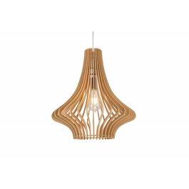 Madera Hanglamp Hout Houtkleur - Madera Abeto