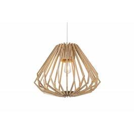 Madera Hanglamp Hout Houtkleur 60 cm - Madera Alamo