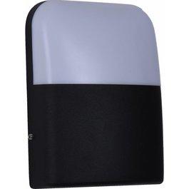 Garleds Moderne Buitenwandlamp Vierkant Zwart incl. LED - Garleds Jasmijn
